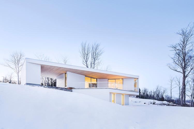 Residencia Nook / MU Architecture, © Ulysse Lemerise Bouchard
