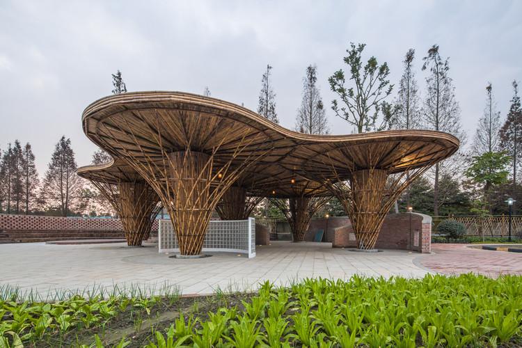 El Jardín de Bambú  / Atelier REP, © zs-studio