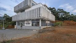 Unidad Multicompetente Las Naves  / Arquitectura X + Colectivo Arquitectura and Espinoza Carvajal