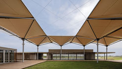 Olympic Golf Clubhouse /  RUA Arquitetos