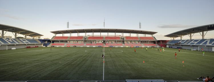 Maracaná Stadium Panamá  / Grupo Suma, © Fernando Alda