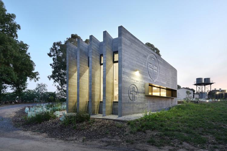 Abadía Tarrawarra / Baldasso Cortese Architects, © Michael Gazzola