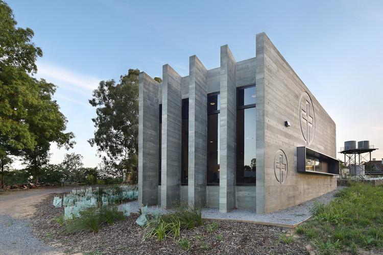 Tarrawarra Abbey Baldasso Cortese Architects Archdaily