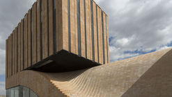 Termeh Office Commercial Building  / Farshad Mehdizadeh Architects + Ahmad Bathaei