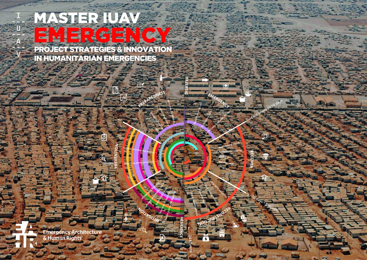 Master IUAV 'Emergency. Innovation & Strategy Projects in Humanitarian Emergencies', 2016 AFP
