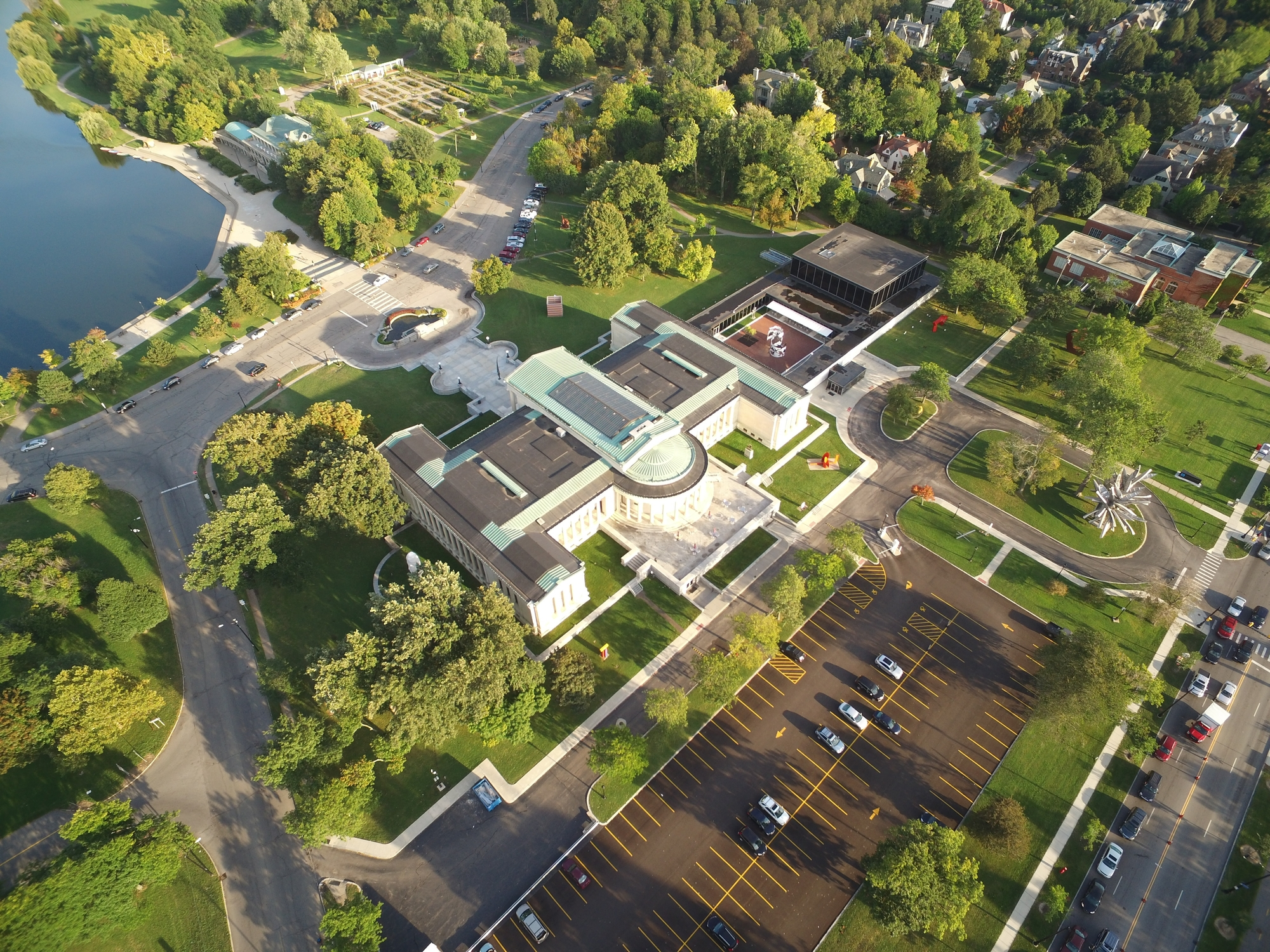 Oma Selected For Buffalo S Albright Knox Art Gallery