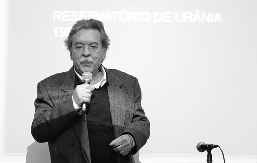 Paulo Mendes da Rocha. Imagen © Thierry Freitas, via Flick. CC