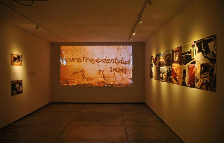Exposición 2012. Image © Construye Identidad