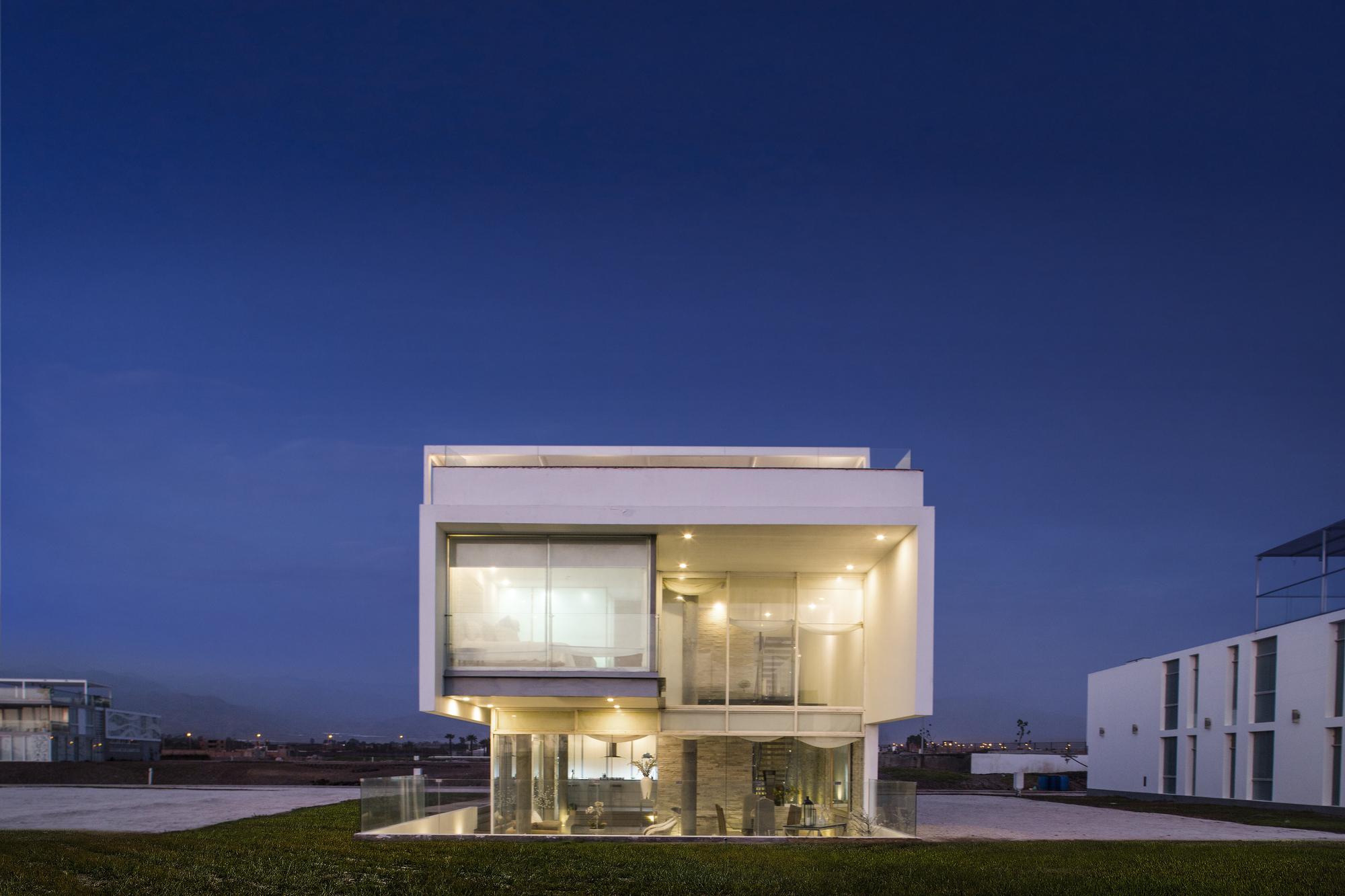 3 familias 3 cubos chetecortes architects plataforma for Plataforma arquitectura