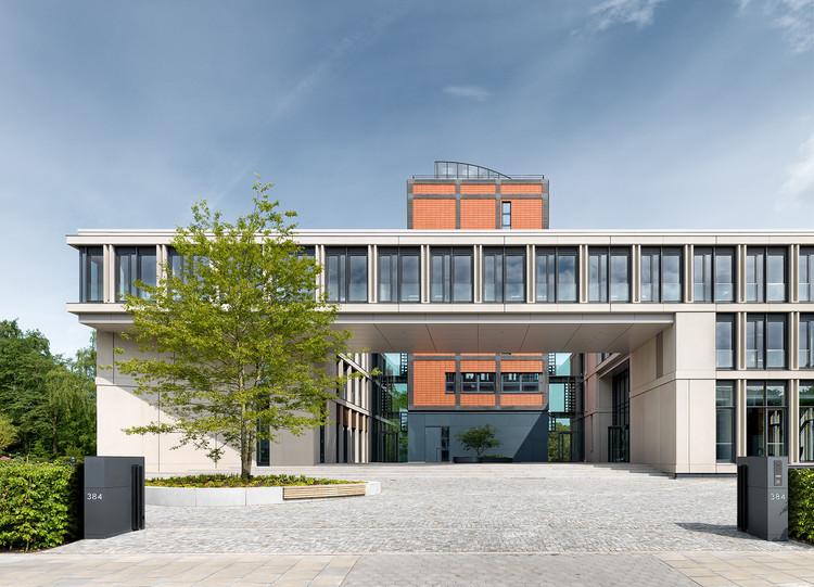 Fundación Joachim Herz / Kitzmann Architekten, © Kitzmann Architekten With Heiner Leiska
