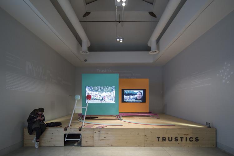 TRUSTICS, la muestra de El Equipo de Mazzanti en la Bienal de Venecia. Image © Laurian Ghinitoiu