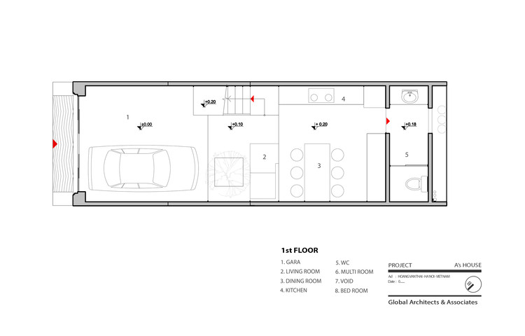 House project plan template