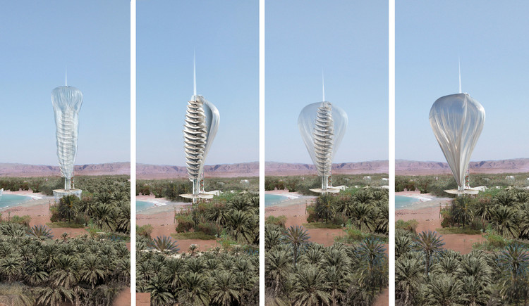 Philippe Barriere Collective (PB+Co) Releases Plans for Healthcare Facility in UAE, © Philippe Barriere Collective (PB+Co)