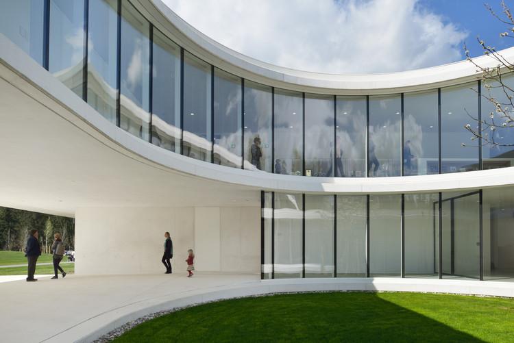 NZS Headquarters  / Arhitektura Krušec d.o.o., © Miran Kambič