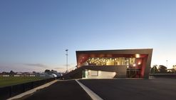 Ballarat Regional Soccer Facility / K20 Architecture