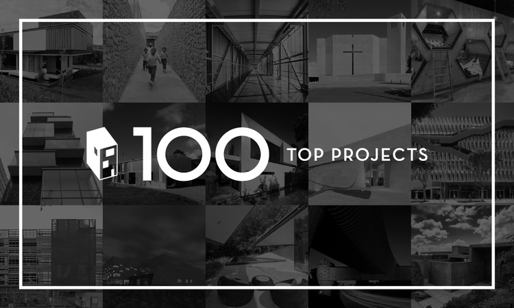 ArchDaily Launches Top 100 Projects