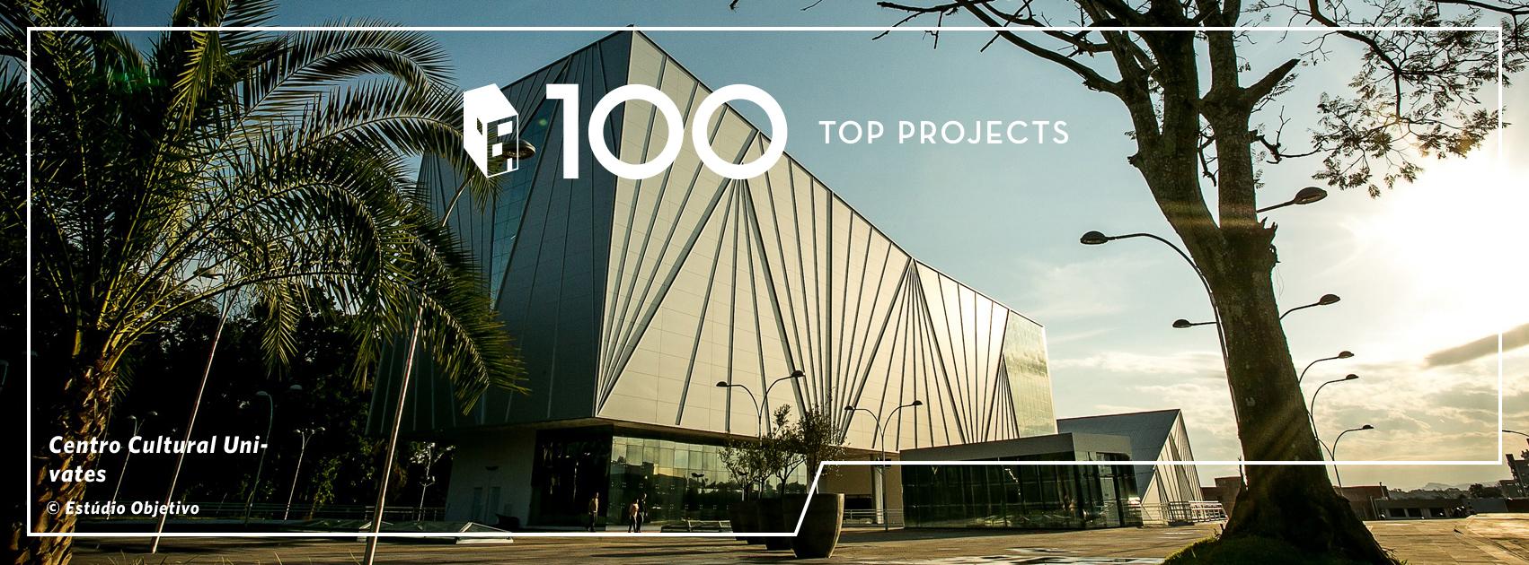Galeria de Top 100 projetos brasileiros - 7