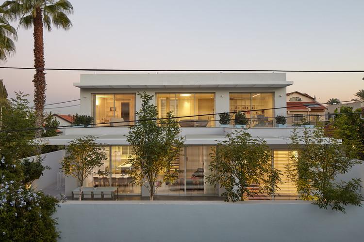 Casa en Ramat Gan  / Ella Sahar, © Lior Avitan