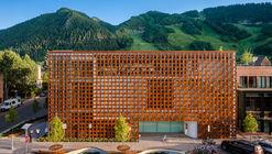 Redsquare Productions Releases Film Detailing Shigeru Ban's Aspen Art Museum