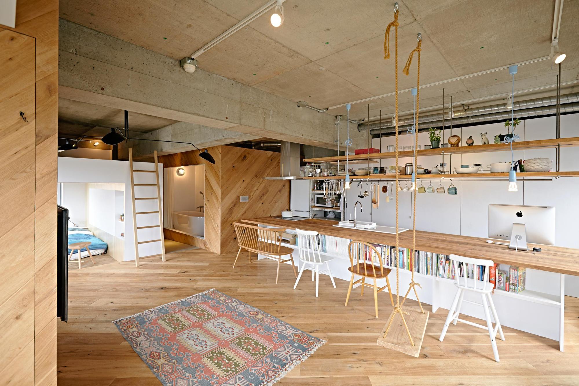 Interior design architect - Akihide Mishima