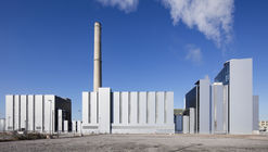 Planta de energía Lausward  / kadawittfeldarchitektur