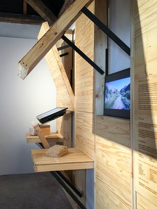 Bienal de Venecia 2016: 'Territorio en Contrastes' por Espiral Arquitectos, Cortesía de Espiral Arquitectos