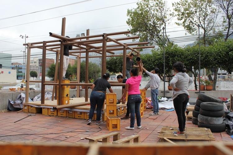 Cortesía de Colegio de Arquitectos del Ecuador - Provincia de Pichincha