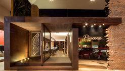 Restaurante Piacere / Caroline Deifer