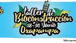 Taller de bioconstrucción en Festival Selvámonos 2016 / Oxapampa