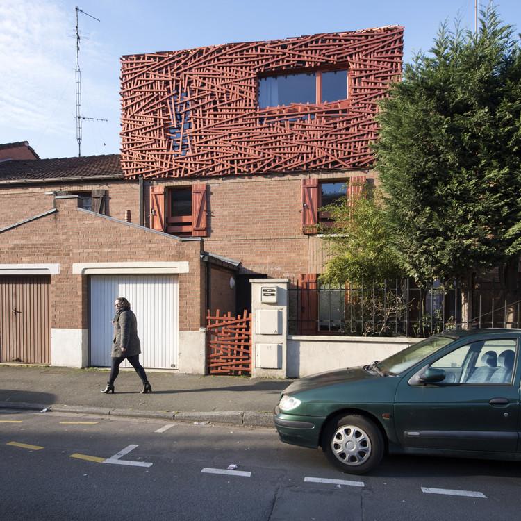 House AB Extension  / D'HOUNDT+BAJART Architects & Associates, © Pierre Rogeaux