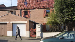House AB Extension  / D'HOUNDT+BAJART Architects & Associates