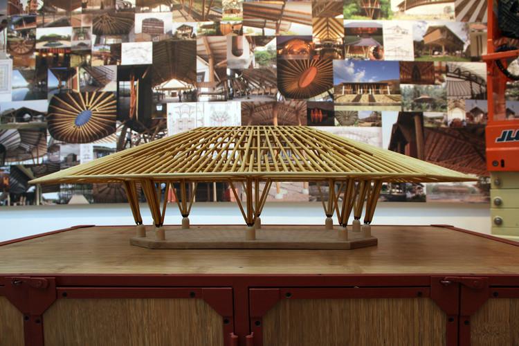 Simón Vélez na Bienal de Veneza 2016: 'O bambu não é um material para pobres ou ricos, é para os seres humanos', Cortesia de Simón Vélez