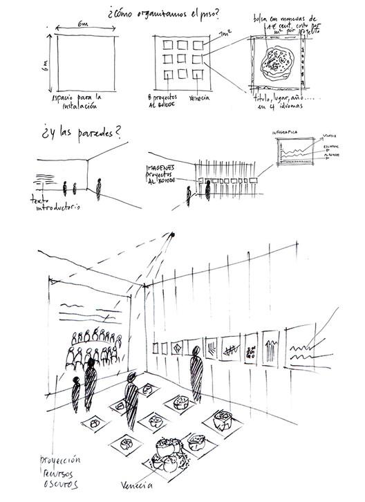 Diagramas. Image © Lorena Darquea