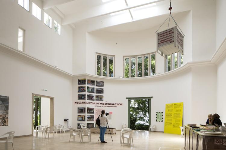 The German Pavilion. Image © Francesco Galli