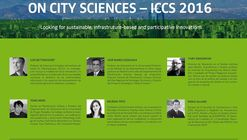International Conference in City Sciences / Santiago de Chile