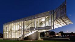 Centro de Bienvenida Davis-Harrington  / Dake | Wells Architecture