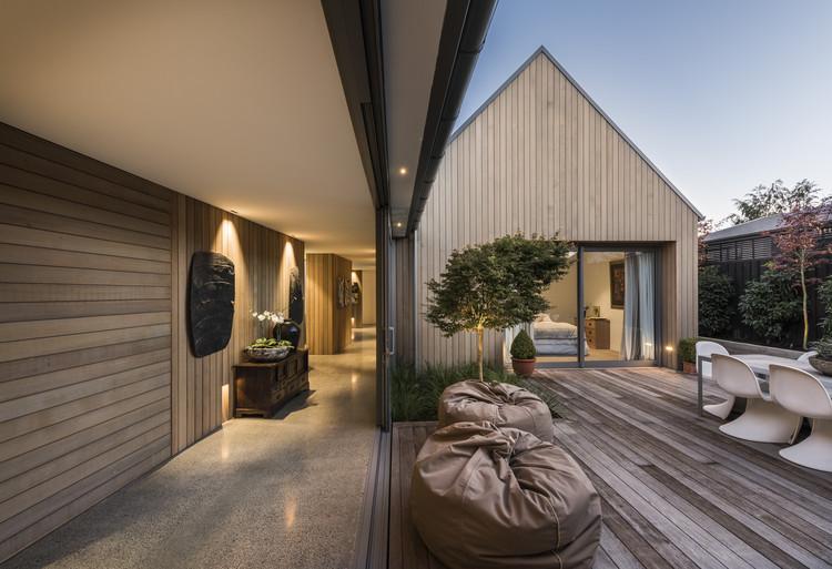Casa Christchurch / Case Ornsby Design Pty Ltd, © Stephen Goodenough