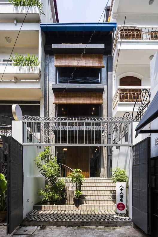 Hachi-Juu Hachi Shouten Restaurant / Worklounge03-, © Hiroyuki Oki