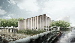 Studio MADe Wins Competition for Arts Center in South Korea