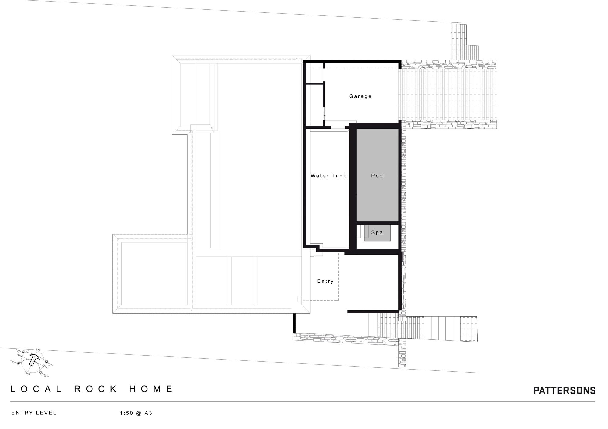 Local Rock House Plans House Design Ideas