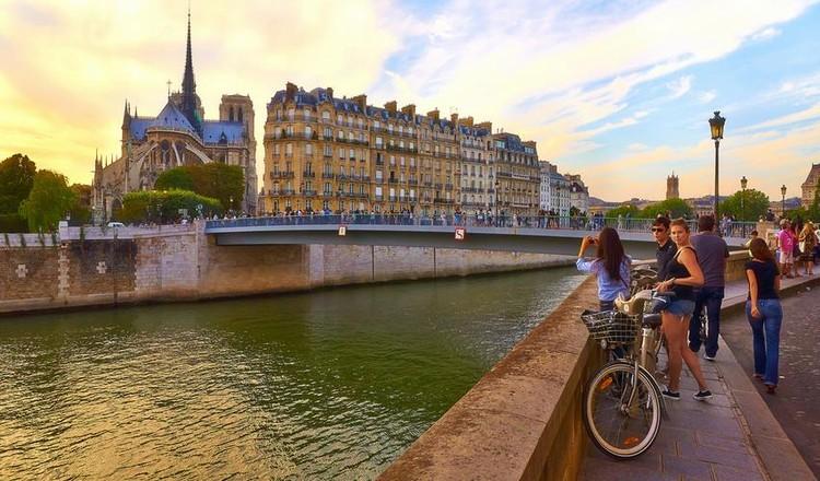 París. Image © Moyan Breen, vía Flickr Commons