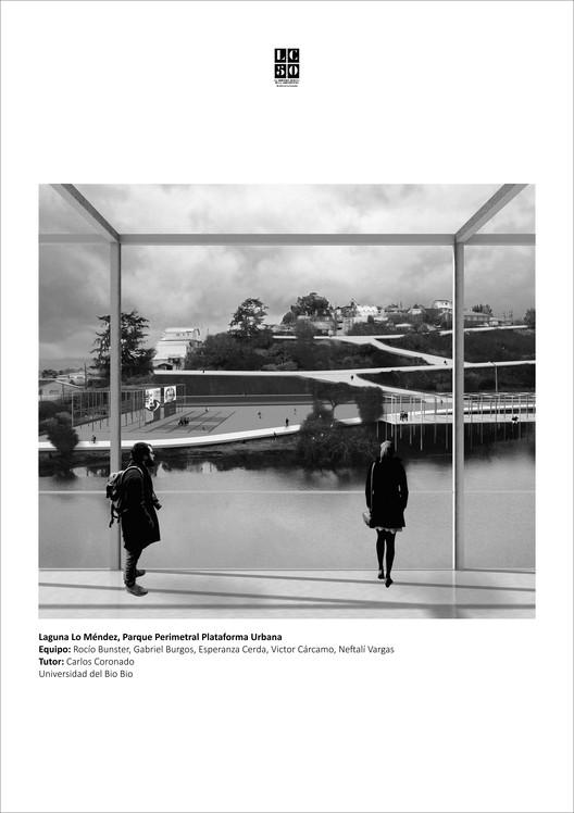 A01 / Lámina 01. Image Cortesía de Arquitectura Caliente