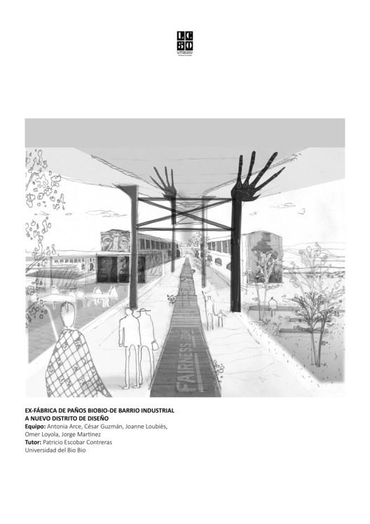 ALLM / Lámina 01. Image Cortesía de Arquitectura Caliente
