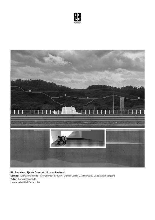 COTA5 / Lámina 01. Image Cortesía de Arquitectura Caliente