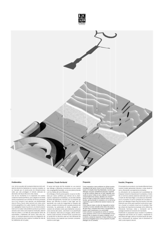 COTA5 / Lámina 02. Image Cortesía de Arquitectura Caliente