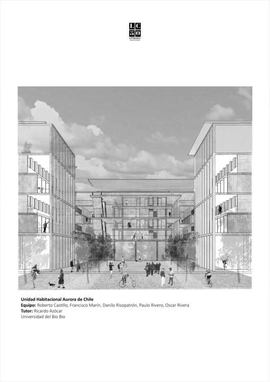 MCR3 / Lámina 01. Image Cortesía de Arquitectura Caliente