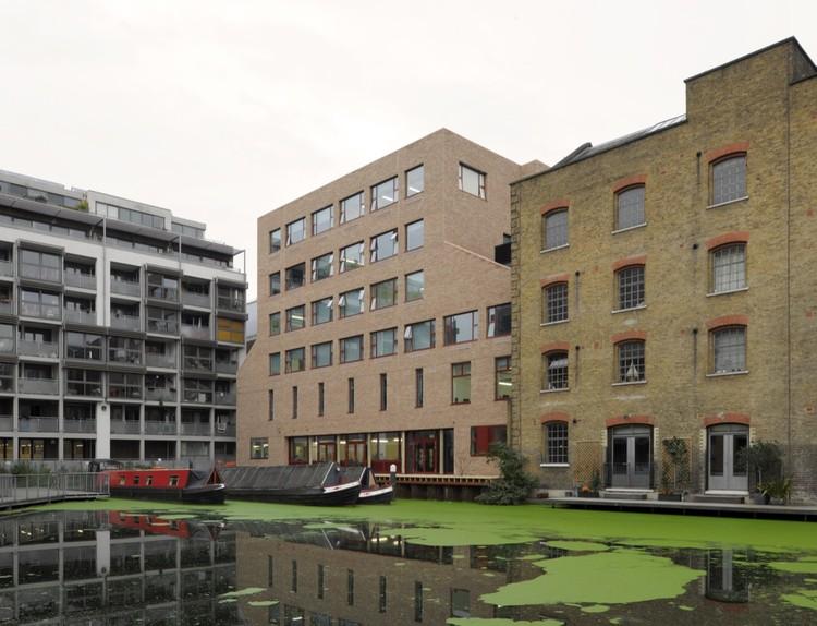 Hackney New School Henley Halebrown Rorrison Architects