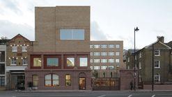 Hackney New School  / Henley Halebrown Rorrison Architects