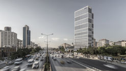 Torre de Oficinas AND  / HPP Architects