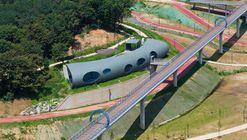 Heterojunctional Pavilion  / Urban Project
